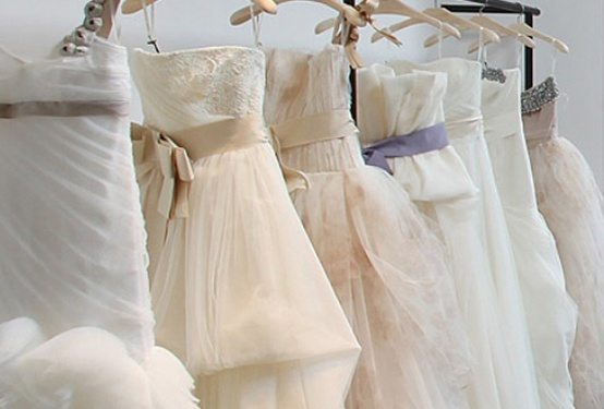 A tale of three dresses bodyconsciousness for Where to buy off the rack wedding dresses